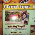 Magnum PI Burger?